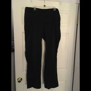 Lane Bryant Pants - Lane Bryant Black Pants 18 Tall